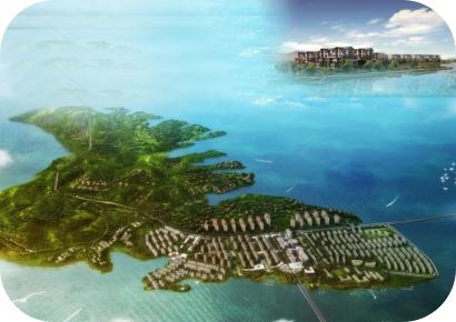 郧阳岛生态文化旅游区